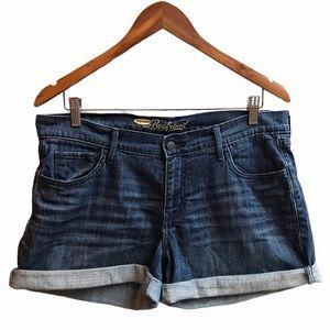 old navy | cuffed hem boyfriend shorts